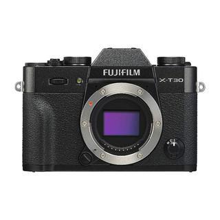 フジフイルム(富士フイルム)の新品 FUJIFILM X-T30 ボディ ブラック(ミラーレス一眼)