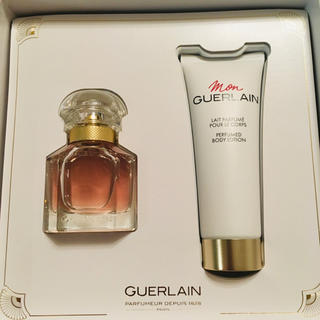 ゲラン(GUERLAIN)のモンゲラン mon guerlain 香水 ボディーローション(香水(女性用))
