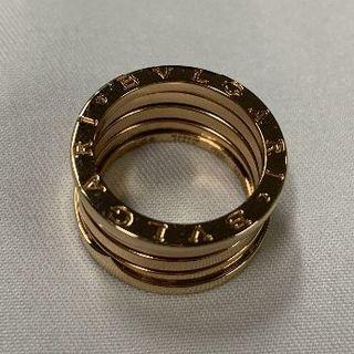 ブルガリ(BVLGARI)のBVLGARI ブルガリ ビーゼロワン ゴールド(リング(指輪))