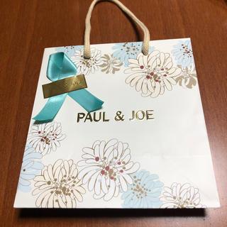 ポールアンドジョー(PAUL & JOE)のPaul & JOE 紙袋(ショップ袋)