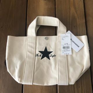 【新品未使用】コンバース アースミュージック トートバッグ