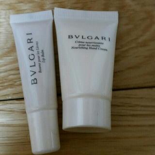 ブルガリ(BVLGARI)の未使用✨ブルガリアメニティ(ボディソープ / 石鹸)