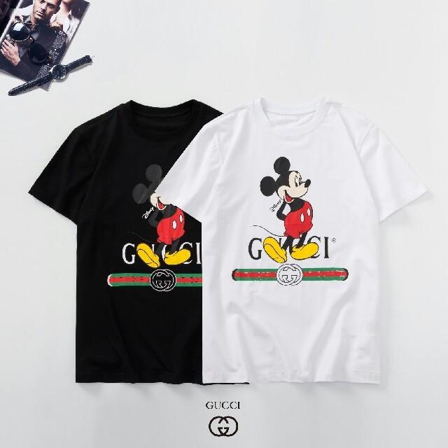 女 ブランド 時計 スーパー コピー | Gucci - [2枚8000円送料込み]GUCCIグッチ Tシャツ 半袖 男女兼用の通販