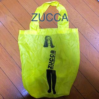 ZUCCa - ZUCCA エコバッグ 付録 ズッカ 雑誌付録 zucca