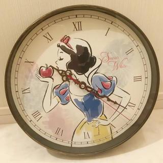 Disney - 【新品】ディズニー 白雪姫壁掛け時計