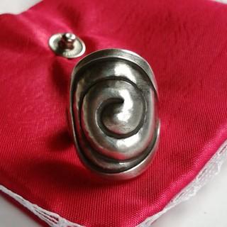 KSR-S4 カレン族シルバー リング(リング(指輪))