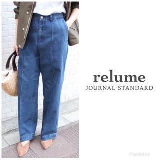 JOURNAL STANDARD - 週末セール☆JOURNAL STANDARD relumeピンタックワイドパンツ