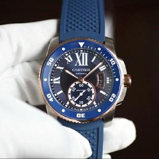 カルティエ(Cartier)のカルティエ CARTIER カリブル ドゥ カルティエ ダイバーW2CA0008(腕時計(アナログ))