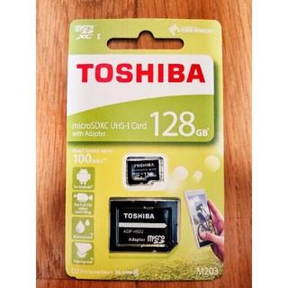 トウシバ(東芝)のマイクロSDカード 128GB TOSHIBA(その他)