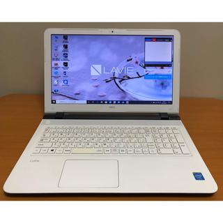 NEC - ミルクさん1134(専用)PC/Windows10/SSD240GB/オフィス
