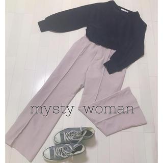 mysty woman - mysty woman♡コーデュロイトップス