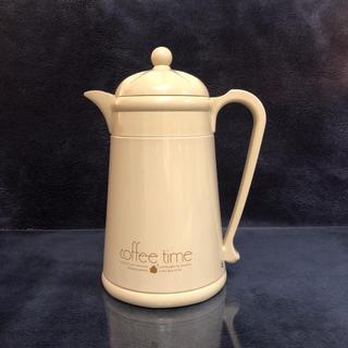 コーヒーポット 魔法瓶 (象印) 送料込み❣️(その他)