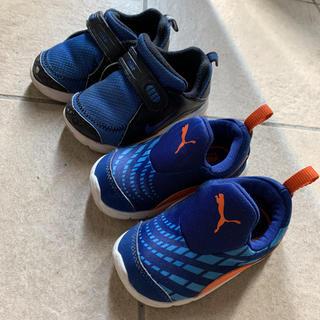 プーマ(PUMA)の子供靴puma&nike 13cm(スニーカー)