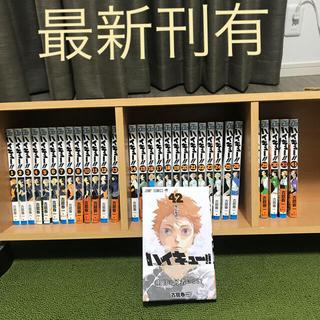 集英社 - ハイキュー!! 漫画33冊 おまけ付