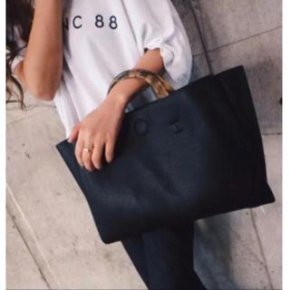 ルームサンマルロクコンテンポラリー(room306 CONTEMPORARY)のTRUNC88♡Marble Handle Bag(トートバッグ)