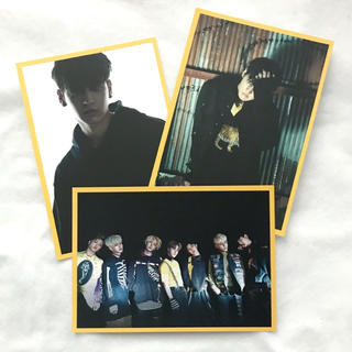 iKON - 【 チャヌ 】iKON NEWKIDS ポストカード YG公式グッズ