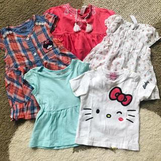 ベビードール(BABYDOLL)の女の子 Tシャツ まとめ売り(Tシャツ)