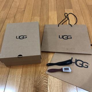 アグ(UGG)のUGG 空箱 ショップ袋 まとめ売り【大幅値下げ】(ショップ袋)