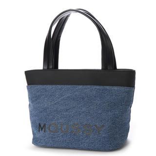 マウジー(moussy)の新品 moussy ハンド・トートバッグ LOGO BASIC TOTE (トートバッグ)