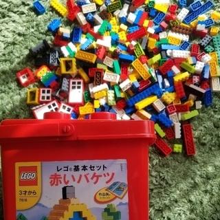 Lego - 赤いバケツ レゴ lego