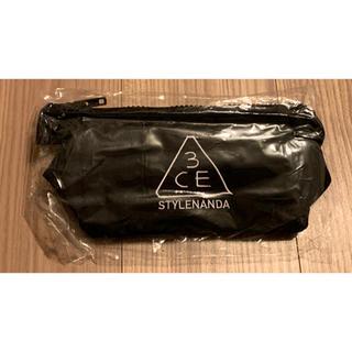 スタイルナンダ(STYLENANDA)のスタイルナンダ 3CE  ポーチ サイズ  SMALL 黒(ポーチ)