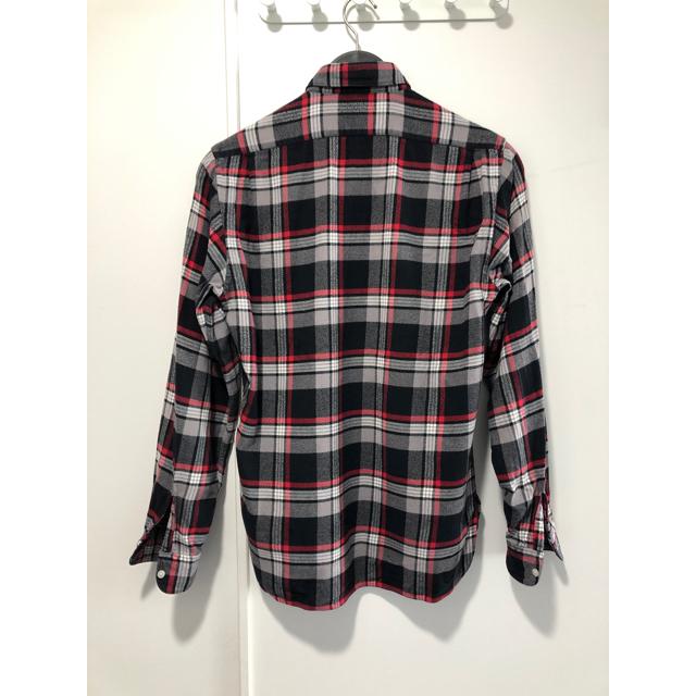 Adam Kimmel(アダムキメル)のADAM KIMMEL アダム キメル ネルシャツ チェック メンズのトップス(シャツ)の商品写真
