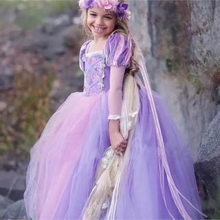 Disney - ラプンツェル ドレス プリンセスドレス 衣装