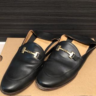 アパルトモンドゥーズィエムクラス(L'Appartement DEUXIEME CLASSE)のCAMINANDOカミナンドビットローファー2Way(ローファー/革靴)