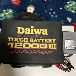 DAIWA - D aiwa タフバッテリー12000III