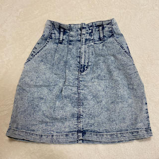 ヘザー(heather)のスカート(ミニスカート)