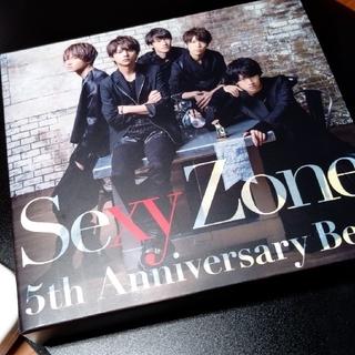 セクシー ゾーン(Sexy Zone)のSexy Zone 5th Anniversary  Best(アイドルグッズ)