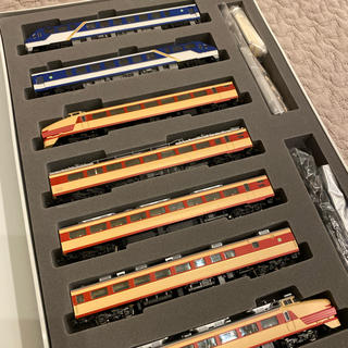Takara Tomy - Nゲージ 国鉄 485系特急電車(キロ65形 ゆぅトピア和倉)セット