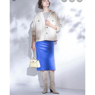Mila Owen - ミラオーウェン サマーコールタイトスカート