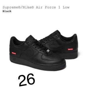 Supreme - Supreme Nike Air Force 1 Low 26cm