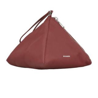 ジルサンダー(Jil Sander)のジルサンダー  バッグ ピラミッド  トライアングル  三角(ハンドバッグ)