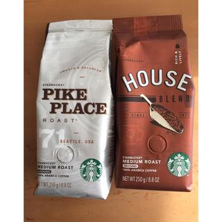 Starbucks Coffee - スタバ コーヒー豆 2種