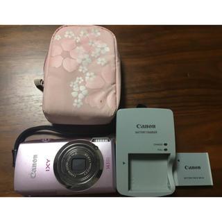 Canon - キャノン デジカメ IXY10S ピンク
