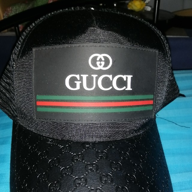 Gucci(グッチ)のgucci 帽子 メンズの帽子(キャップ)の商品写真