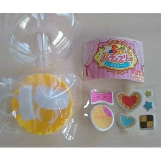 スカイラーク(すかいらーく)の新品☆ ガスト ガチャ  スイートパティスリー  ぷくぷくクッキーリング(キャラクターグッズ)
