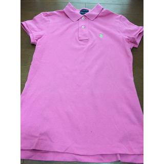 ポロラルフローレン(POLO RALPH LAUREN)のRALPH LAUREN ポロシャツ ピンク(ポロシャツ)