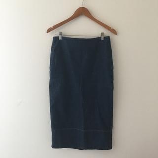 マディソンブルー(MADISONBLUE)のマディソンブルー  デニムスカート(ひざ丈スカート)