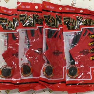 マッドグリップ   ゴム手袋 4双セット(手袋)