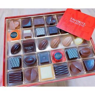 チョコレート(chocolate)のチョコレート モロゾフ フィバリット32個入(菓子/デザート)
