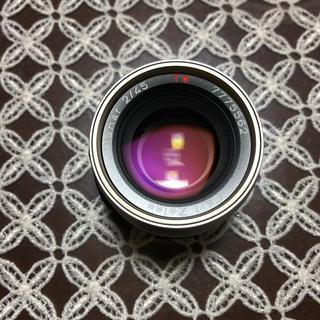 キョウセラ(京セラ)のcontax planar 45mm f2 G(レンズ(単焦点))