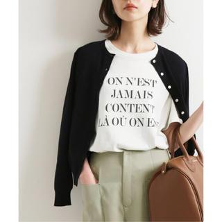 イエナ(IENA)の20SS IENA🌷Le Petit Prince ロゴTシャツ A(Tシャツ/カットソー(半袖/袖なし))