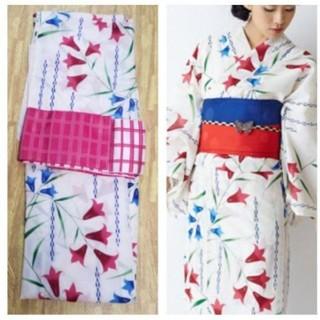 ふりふ - すずらん浴衣+帯