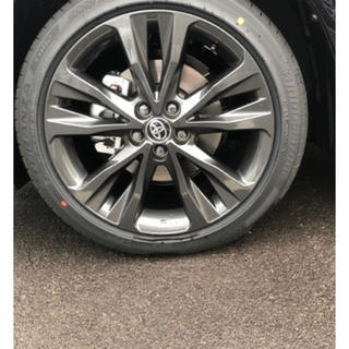 トヨタ - 新型 カローラ ツーリング WxB 純正 アルミ 新車外し 超美品 4本セット