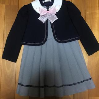 入学式 女の子 フォーマル 115
