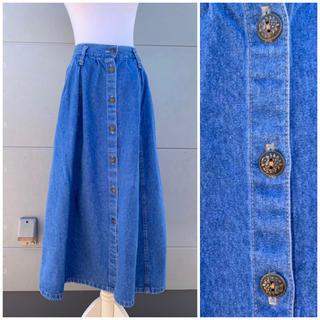 L'Appartement DEUXIEME CLASSE - USA製★ジャンティーク購入★デニムスカート ヴィンテージスカート