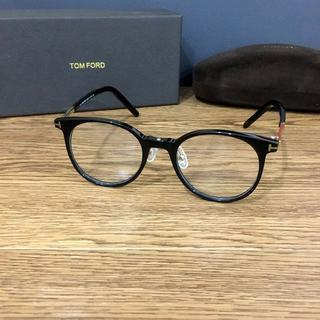 TOM FORD - ほぼ未使用 トムフォード フルリム メガネ ブラック